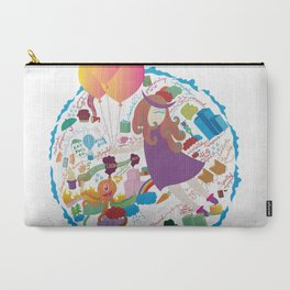 Ambrosia with balloon Carry-All Pouch