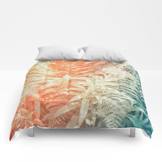 Fern and Fireweed 02 - Retro Comforters