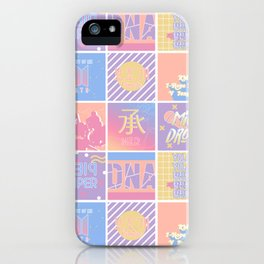 "BTS ""Love Yourself 承 'Her'"" Pattern iPhone Case"
