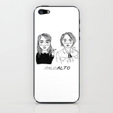 Palo Alto iPhone & iPod Skin