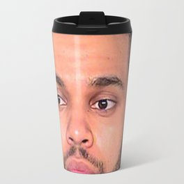 The Weeknd Mug Shot Travel Mug