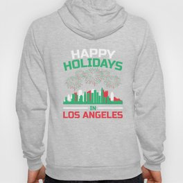 Happy New Year Los Angeles Apparel New Years Eve Party Hoody