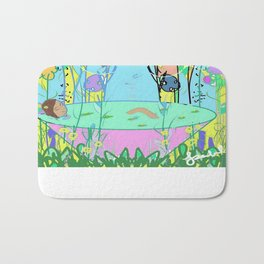 Soup Of The Day Bath Mat