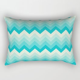 Colors Of Summer 3 Rectangular Pillow