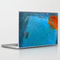 earth Laptop & iPad Skins featuring Earth by Fernando Vieira