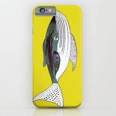 Whale, whale art, whale illustration, art, illustration, design, animal, whales, print, iPhone 6s Slim Case
