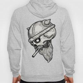 Viking Skull Hoody