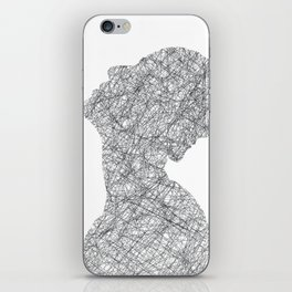 Complicated issues iPhone Skin