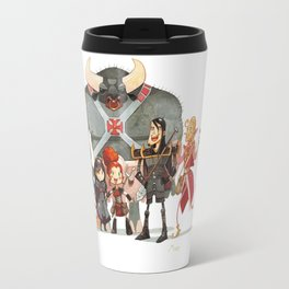 Dungeons and Dragons Travel Mug
