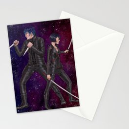 Lukagami - Hunters Stationery Cards