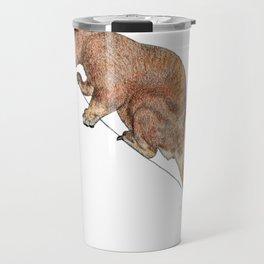 Indecisive Tree Kangaroo Travel Mug