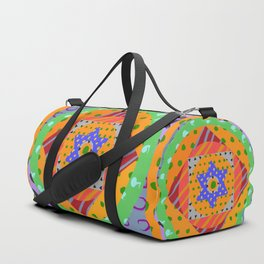 Fruit Machine 06 Duffle Bag