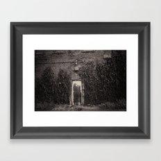 Ominous Framed Art Print