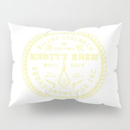 Knotty Brew - Squad Breweries Pillow Sham