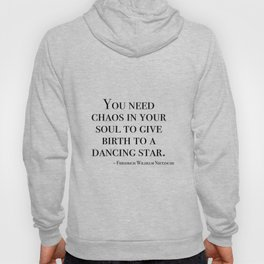 You need chaos in your soul Hoody