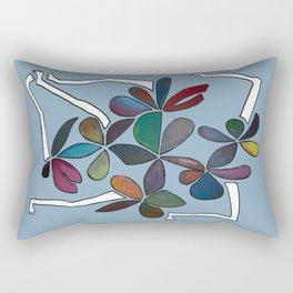 Stems Rectangular Pillow