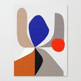 Abstract Art VIII Canvas Print
