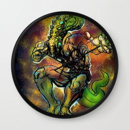 Cognitive Dissonance Wall Clock