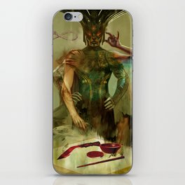 Tarot: The Magician iPhone Skin