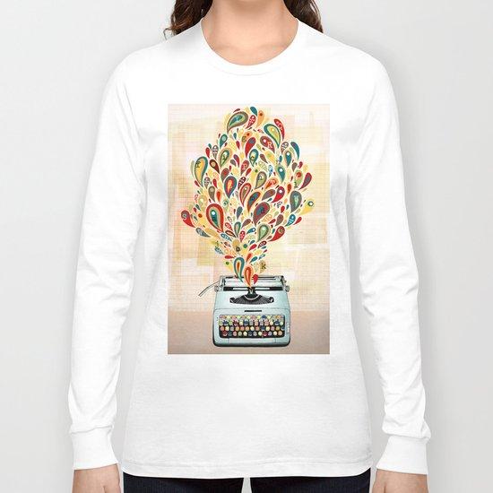 our secret language Long Sleeve T-shirt