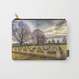 World War 2 War Graves Budapest Carry-All Pouch
