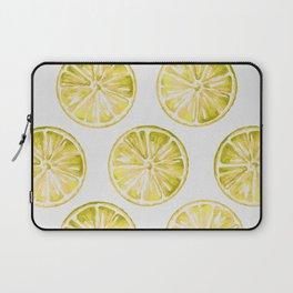 Yellow Citrus Laptop Sleeve