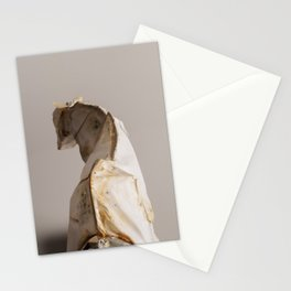 Mongrel Grey Stationery Cards