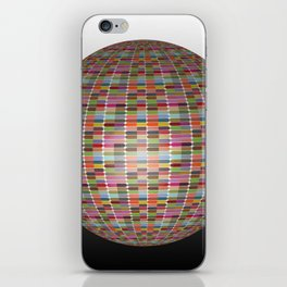 Colorful 3D Ball iPhone Skin