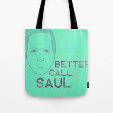 Breaking Bad - Faces - Saul Tote Bag