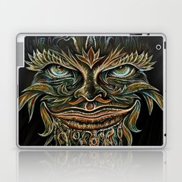 Forest Elemental Color Laptop & iPad Skin