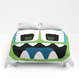 Bubble Beasts: Chilling Cucumber Body Scrub Comforters