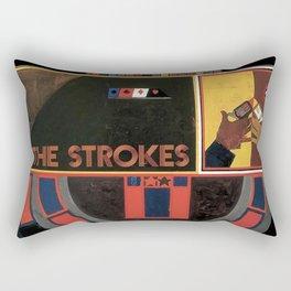 the room on fire strokes 2020 julyan Rectangular Pillow