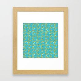 Ocean Garden Framed Art Print