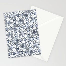 Pattern Portugal Stationery Cards