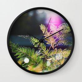 Fernytale Wall Clock
