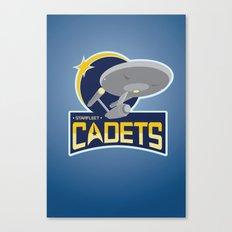 Starfleet Cadets Canvas Print