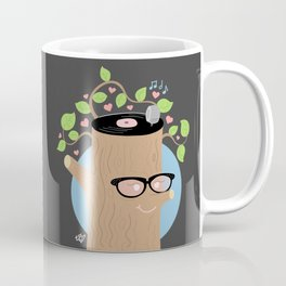 Anna Log Coffee Mug
