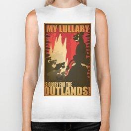 My Lullaby Zira Proganda  Biker Tank