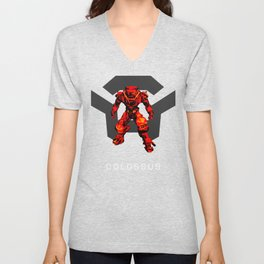 Colossus Unisex V-Neck