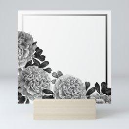 Flowers in the morning Mini Art Print