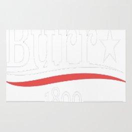 ALEXANDER HAMILTON AARON BURR 1800 Burr Election of 1800 Rug