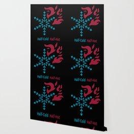 Half-Cold Half-Hot V2 Wallpaper