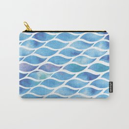Sea and Waves Carry-All Pouch