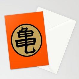 Kame kanji Stationery Cards