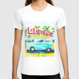 Lollapalooza Beach T-shirt