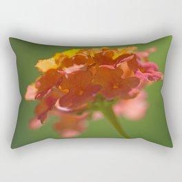Lantana Camara Rectangular Pillow