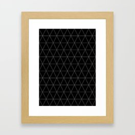 Basic Isometrics II Framed Art Print