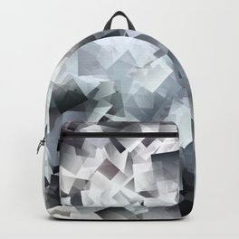 White Cubes Backpack