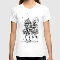 samurai T-shirts featuring Samurai! by HELLLOJOJO