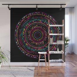 genome mosaic 4-1 Wall Mural
